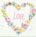5枚組ペーパーナプキン*Blossom Love
