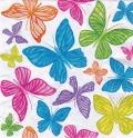 5枚組ペーパーナプキン*Colours in the Air