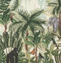 5枚組ペーパーナプキン*熱帯雨林