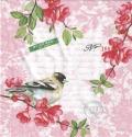 5枚組ペーパーナプキン*Sweet Bird
