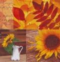 5枚組ペーパーナプキン*Lovely Autumn