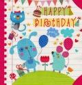 5枚組ペーパーナプキン*Child's Birthday