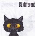 5枚組ペーパーナプキン*Be Different
