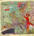 ペーパーナプキン*Travel to Europe