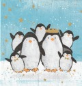5枚組ペーパーナプキン*ペンギン