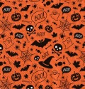 5枚組ペーパーナプキン*Halloween Pattern