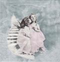 5枚組ペーパーナプキン*Two Angels