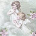 5枚組ペーパーナプキン*花の妖精