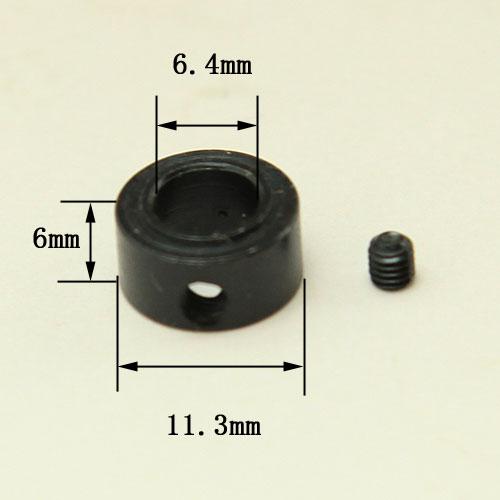 ベアリングストッパー6.35mm軸専用