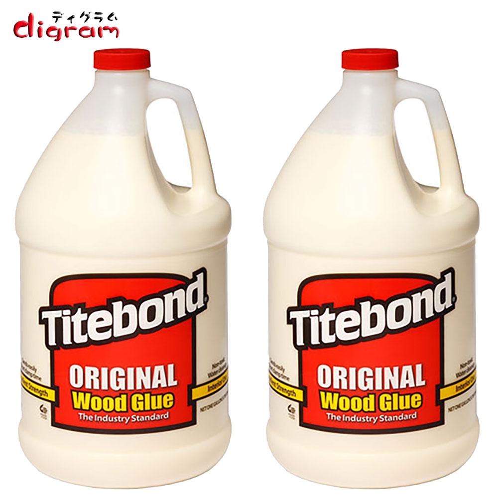 タイトボンドオリジナル木工用接着剤(1ガロン)