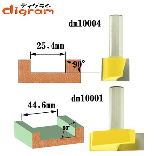 ボトム&モーティシング2組セットMicrotungsten carbide