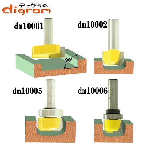 ディッシュカッタースペシャル4組セットMicrotungsten carbide