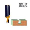 ルータービット アリ錐 1/2軸 ( 刃径6.7mm ) 【6625】
