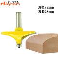 ルーター ビット ネイル テーブル エッジ (特大) 1/2軸 Microtungsten carbide 【dm07308】