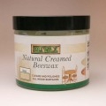 r0020 BRIWAX Natural Creamed Beeswax (クリアー色)250ml
