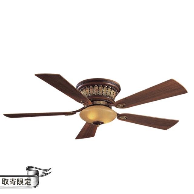 カライス2灯シーリングファン・空調照明/照明付き/直付け型