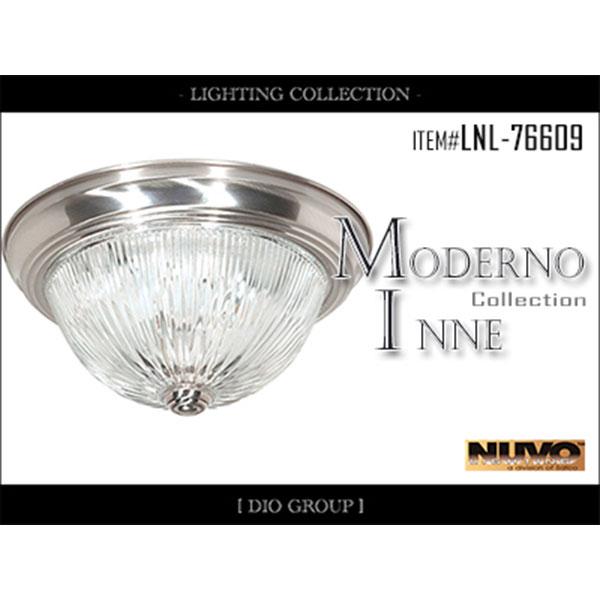 モデルノイニー2灯シーリングライト/サークル型