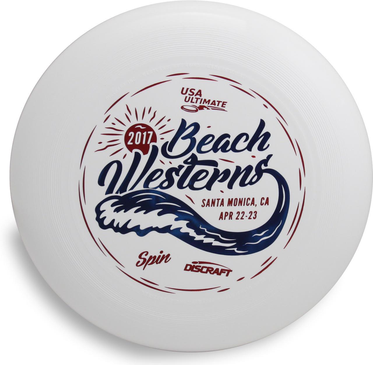 USプリントウルトラスター675 BEACH WESTERNS 2017