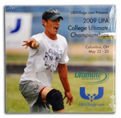2009 UPA College Championships DVD