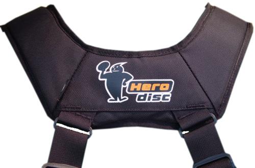 HERO ダブルストラップ ブラック