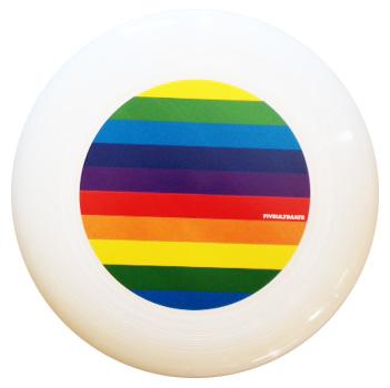 USプリントウルトラスター615 Rainbow