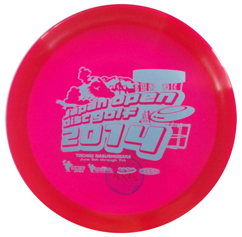INNOVA チャンピオン ファイヤーバード Japan Open 2014