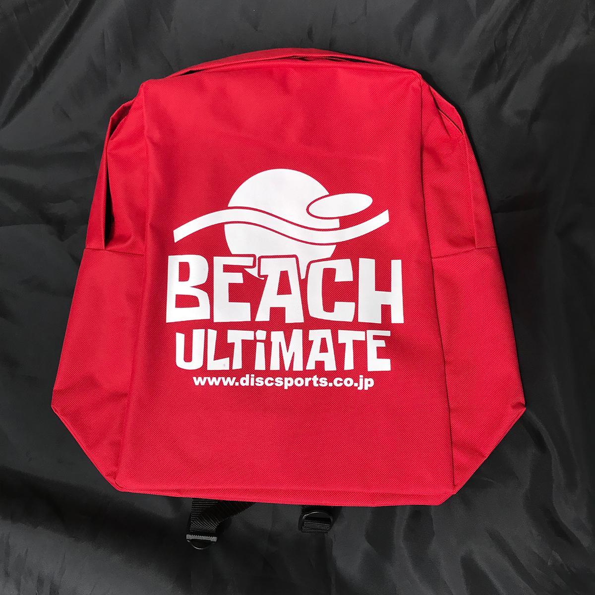 BEACH ULTIMATE デイバッグ