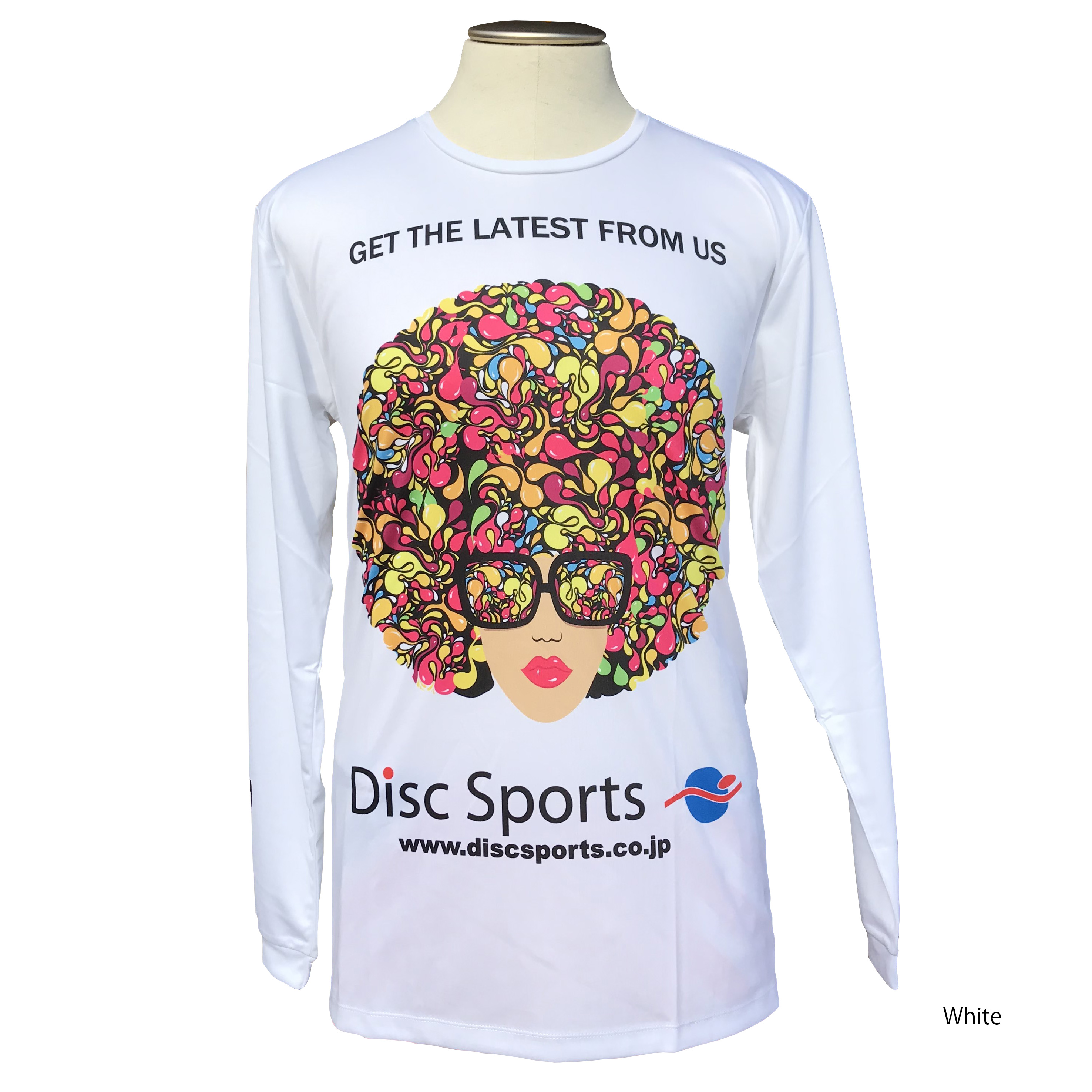 Disc Sports AFRO ロングスリーブ