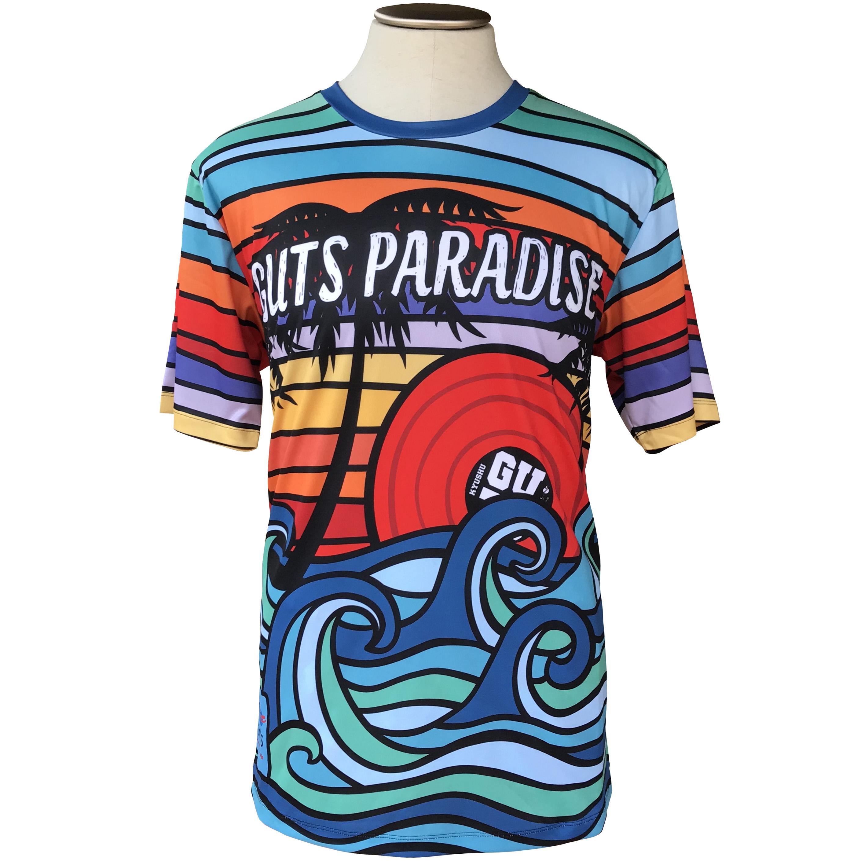 DSオリジナル ガッツパラダイス Tシャツ