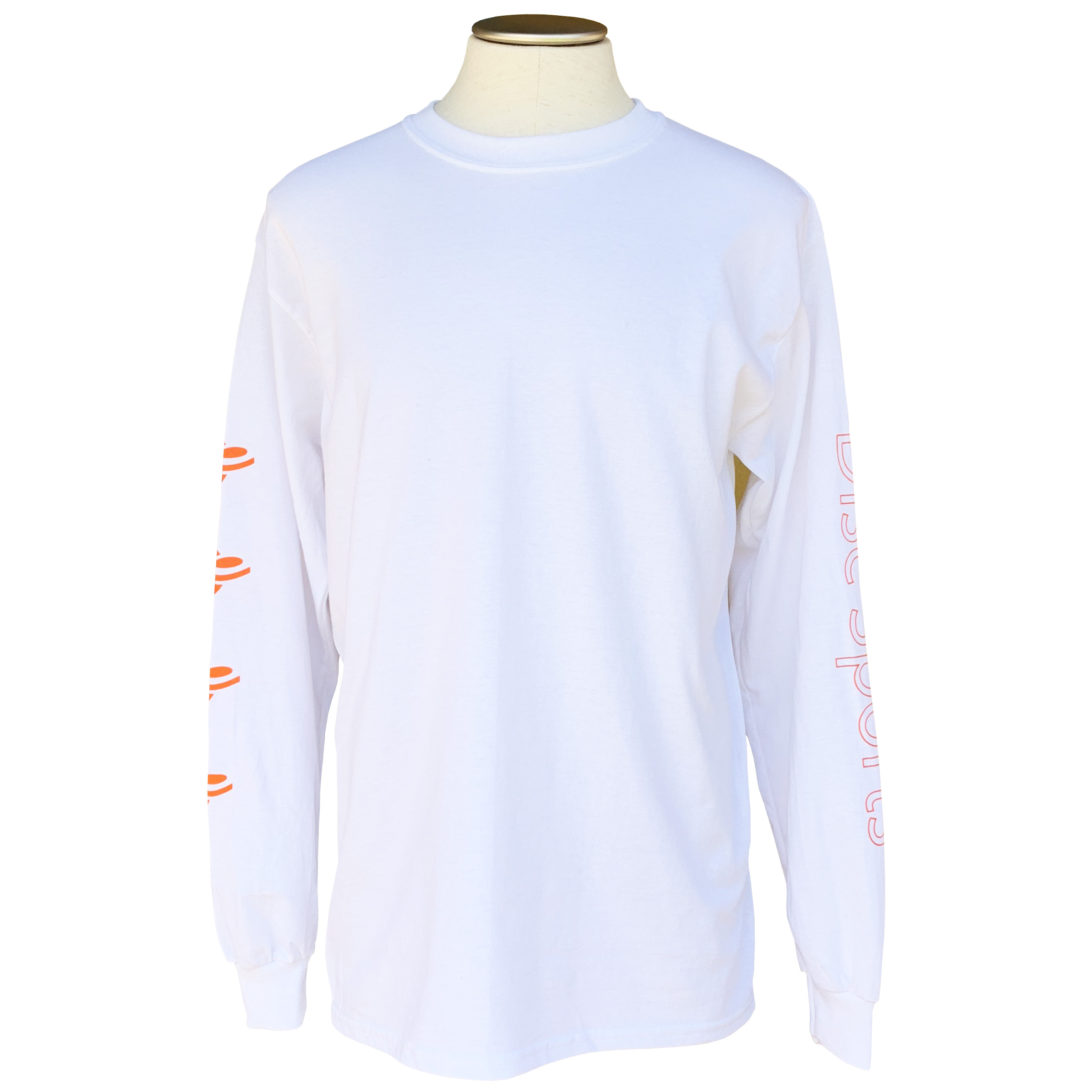 DS ロゴ ロングスリーブ Tシャツ