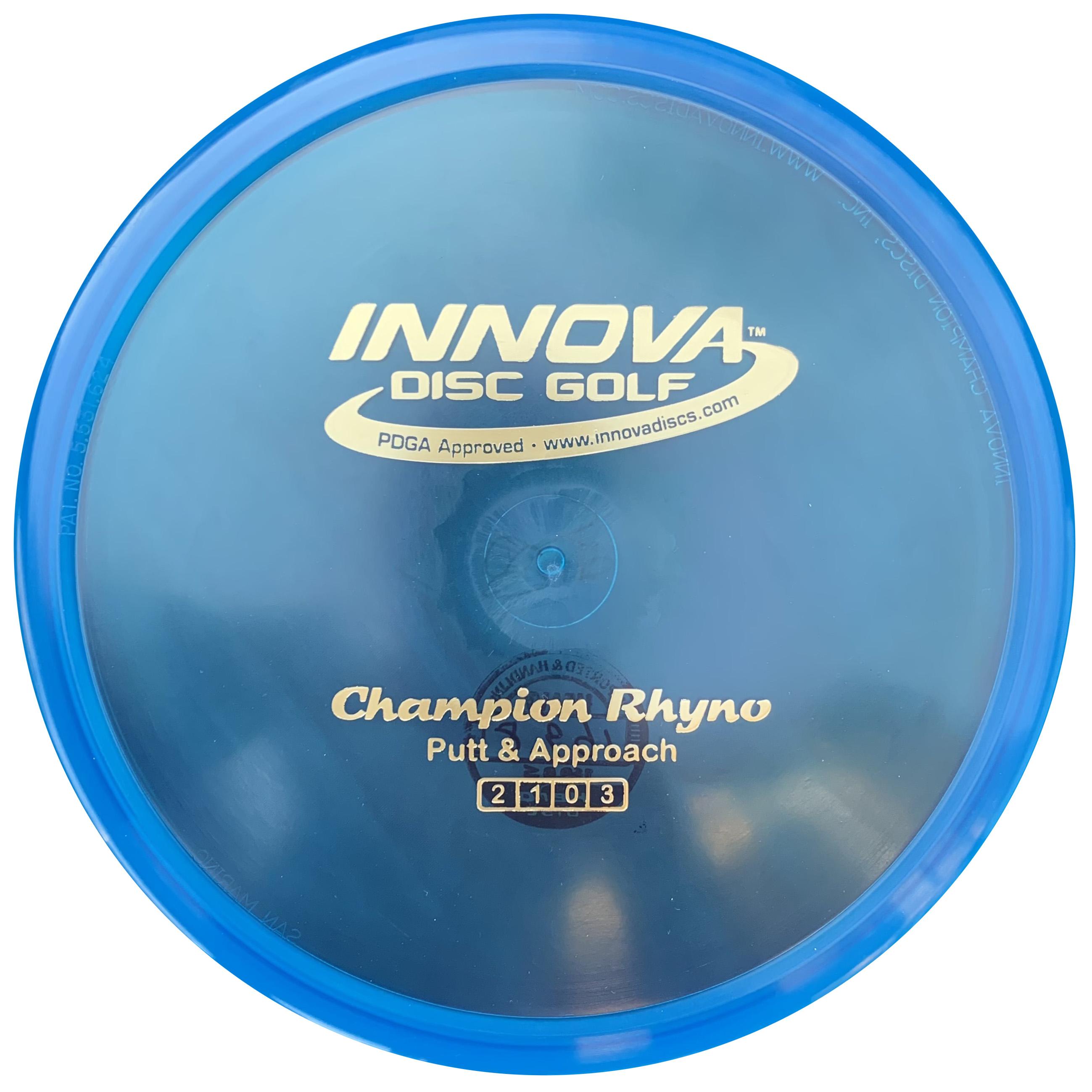 INNOVA チャンピオン ライノ