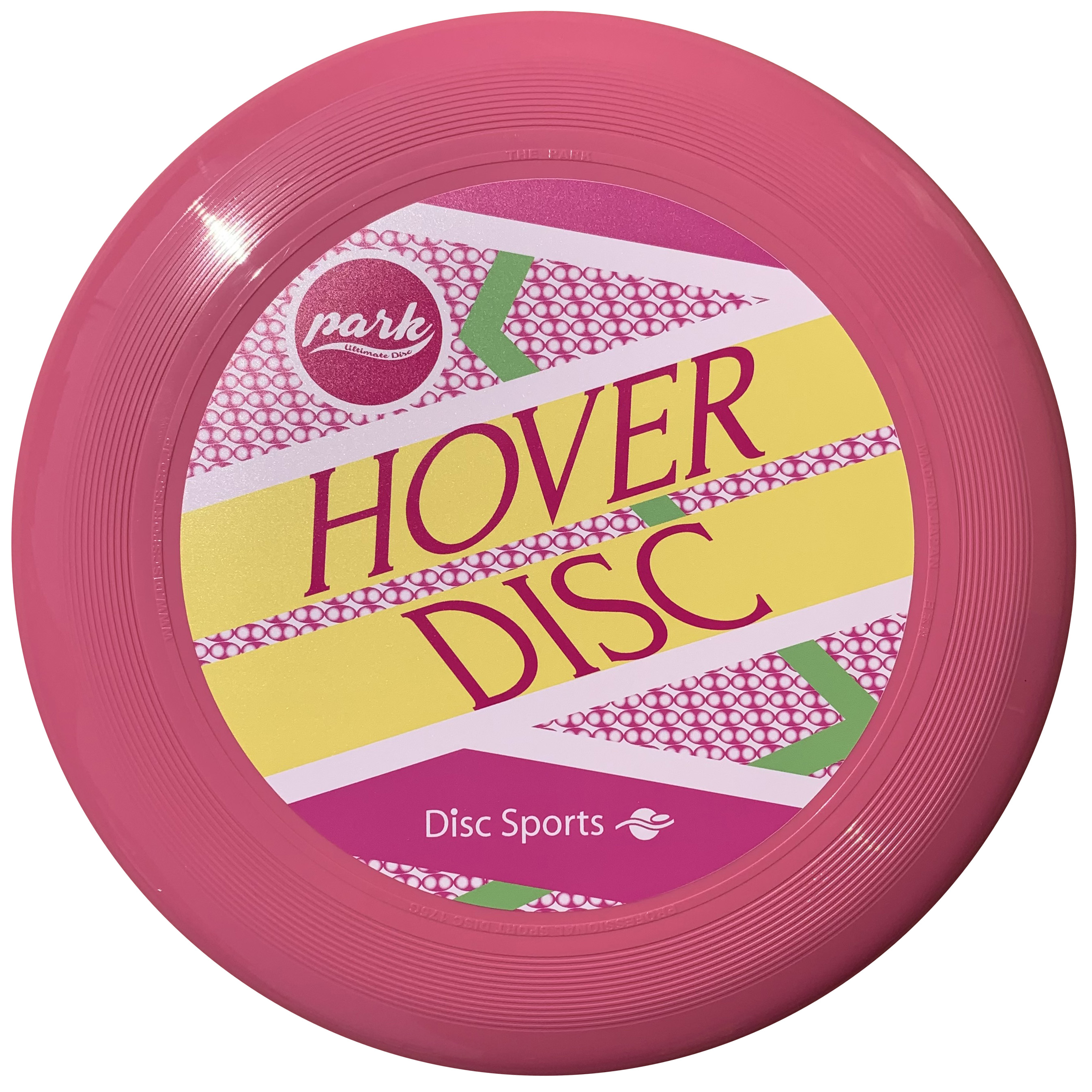 "THE PARK COLOR PINK ""HOVER DISC"""
