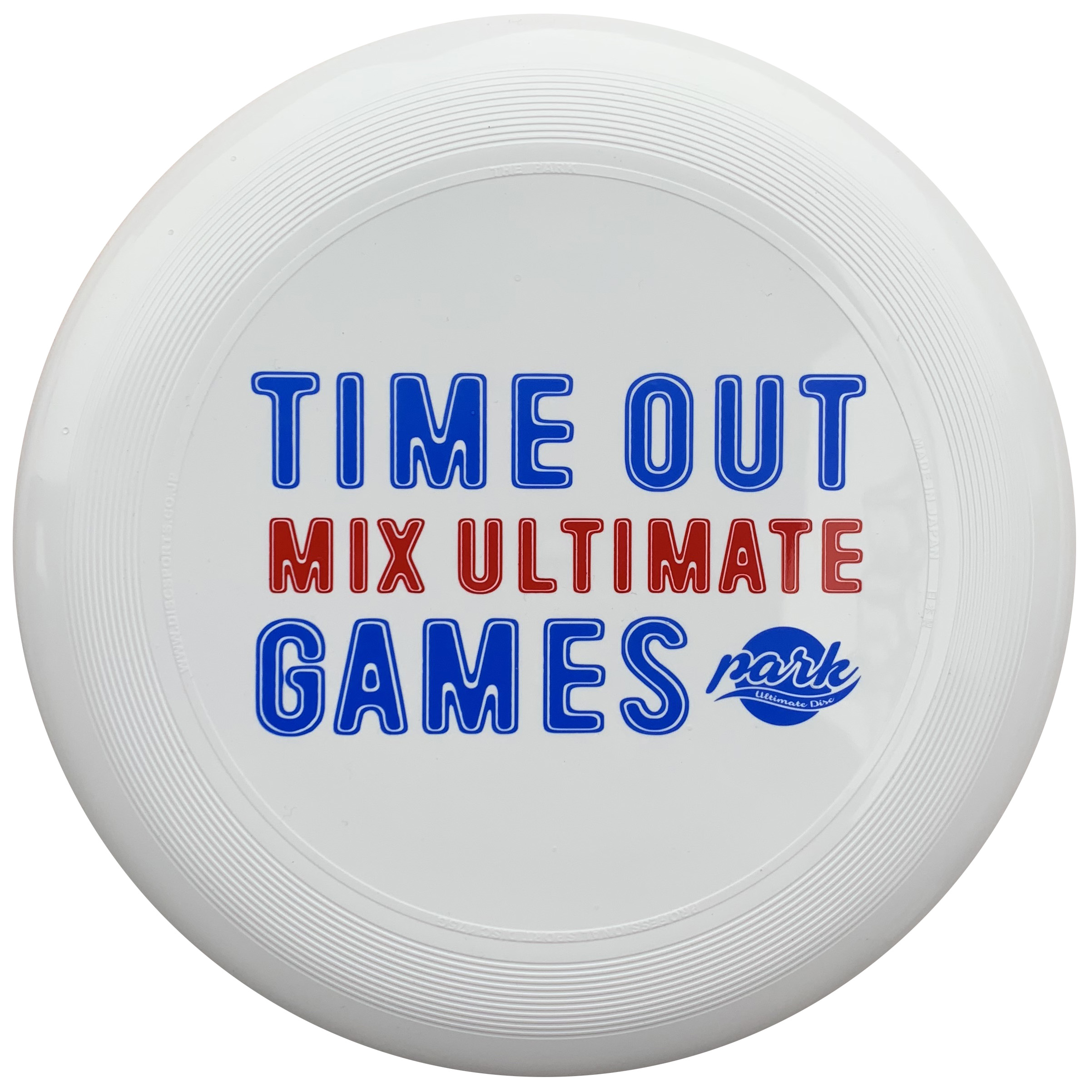 """THE PARK """"TIME OUT MIX ULTIMATE GAMES"""""""