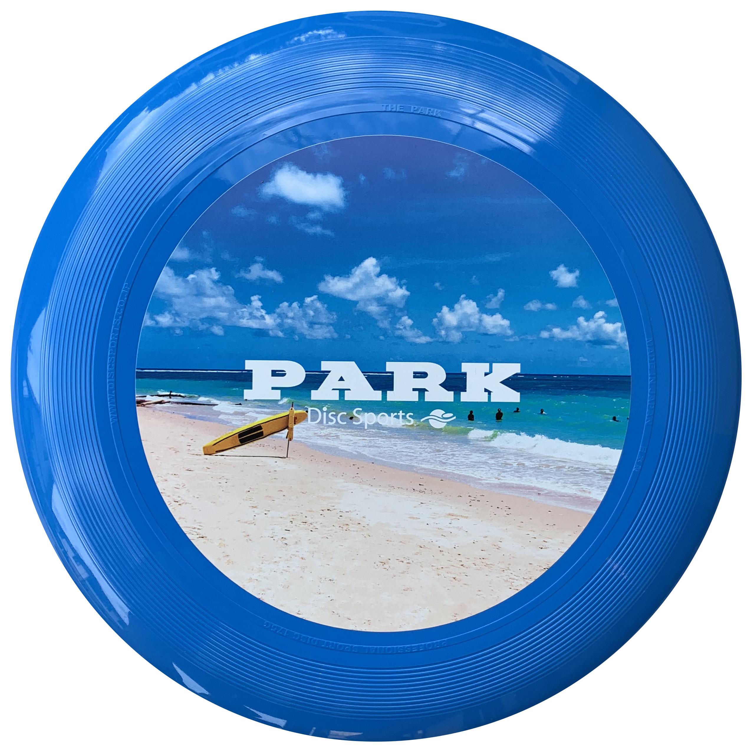 "THE PARK COLOR BLUE ""BEACH"""