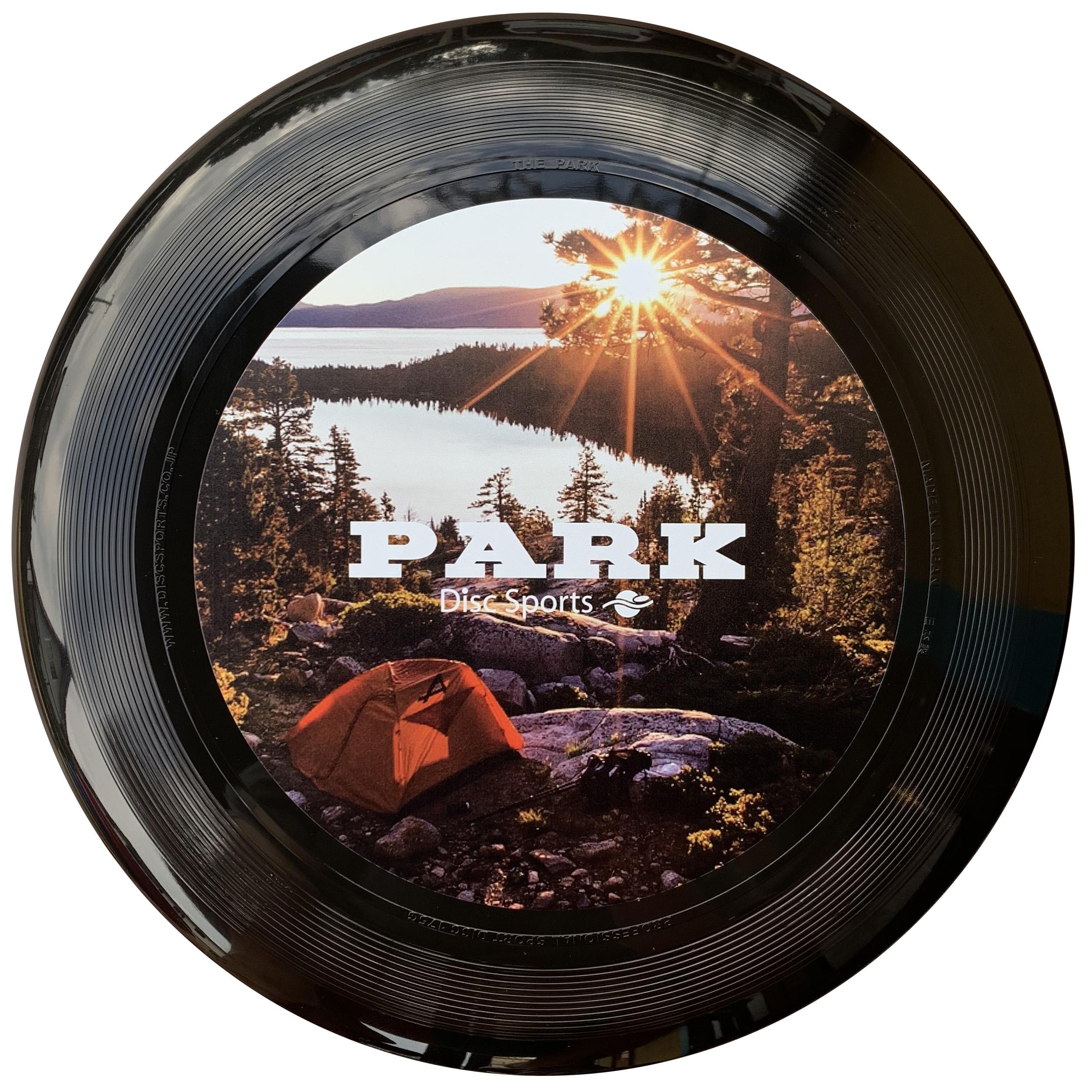 """THE PARK COLOR BLACK """"CAMP"""""""