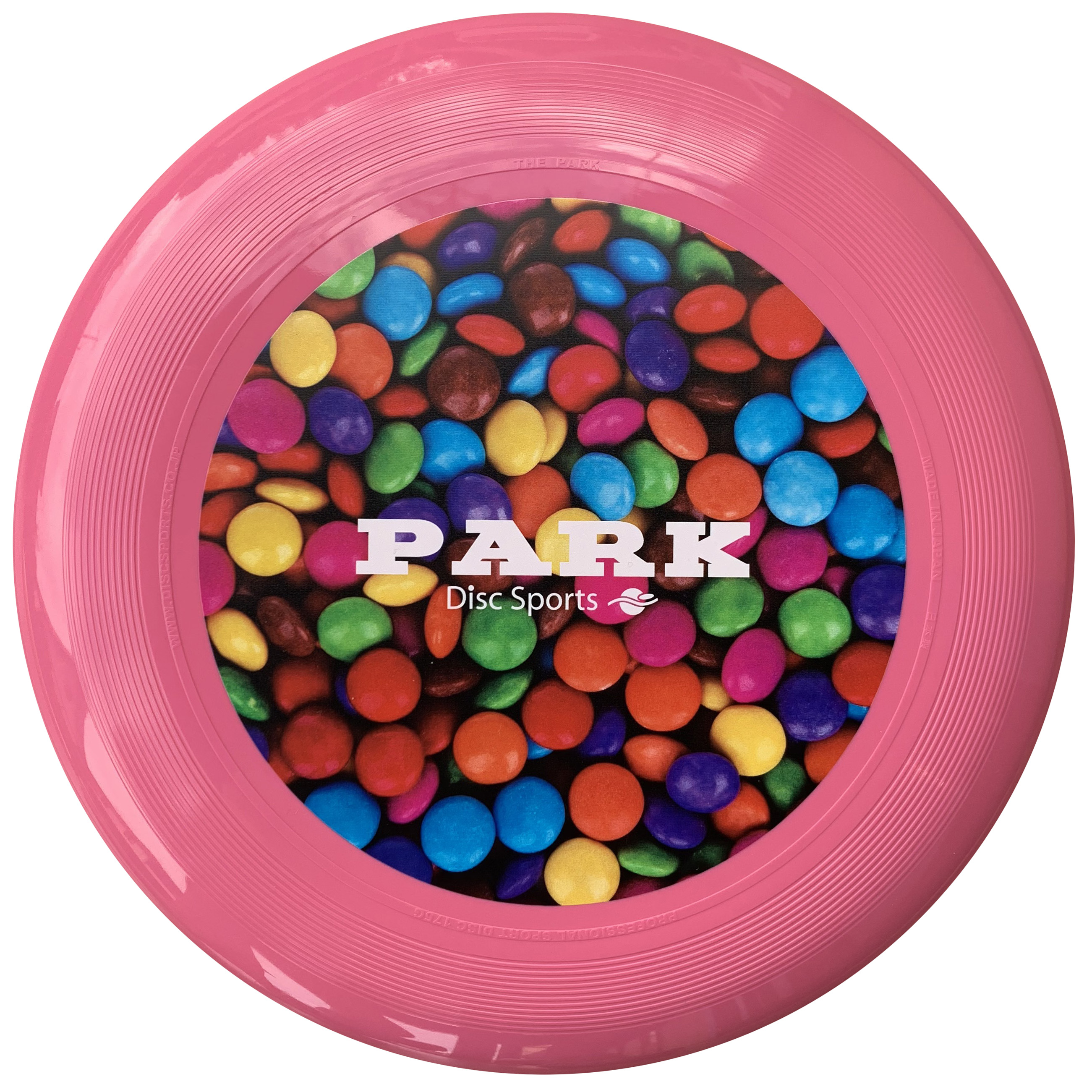 "THE PARK COLOR PINK ""CHOCOLATE CANDY"""