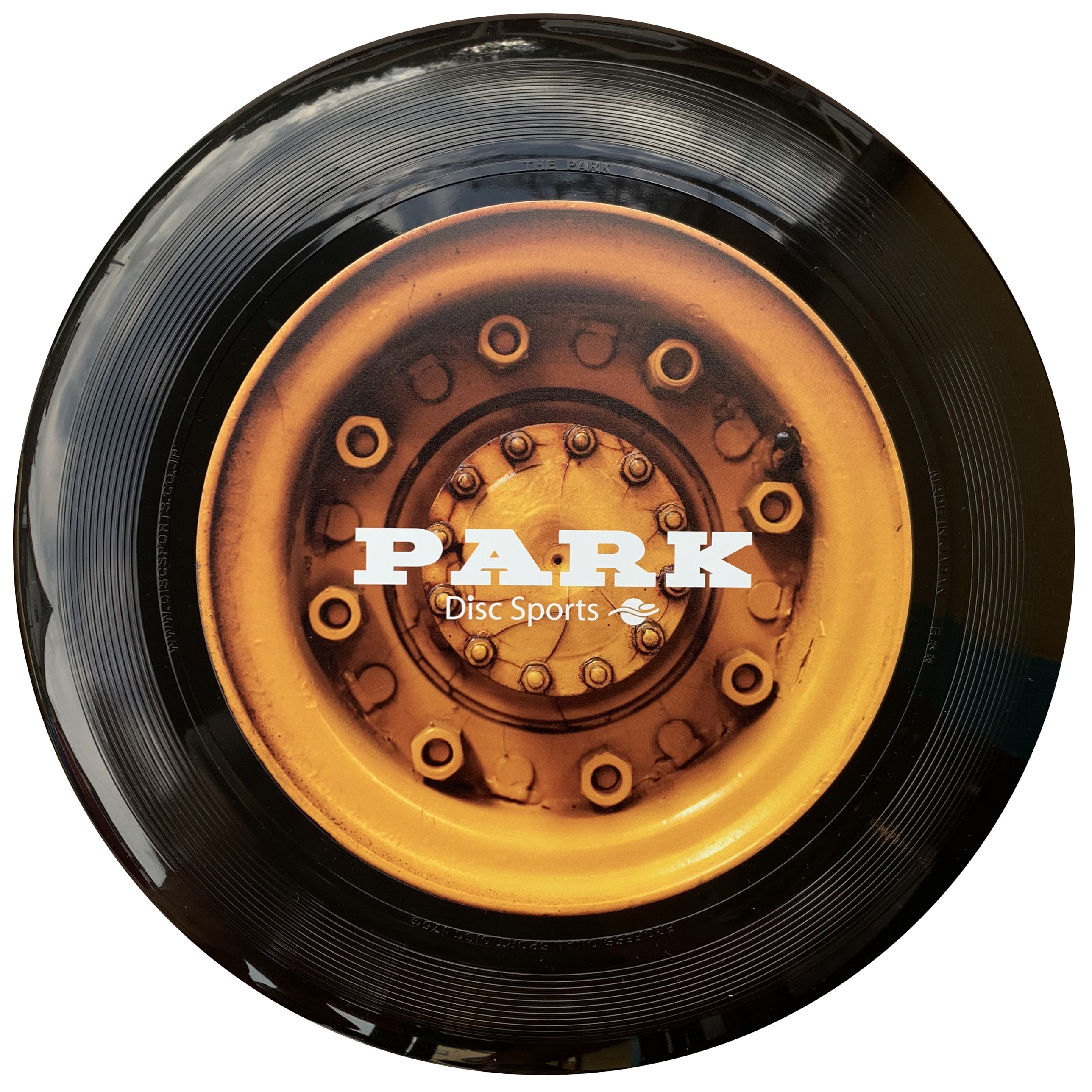 "THE PARK COLOR BLACK ""TIRE"""