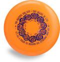 スカイスタイラーUSプリント 38 GRATEFUL DISC ROSES オレンジ