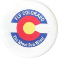 USプリントウルトラスター  688 Fly Colorado Flag Design