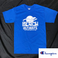 BEACH ULTIMATE Champion Tシャツ