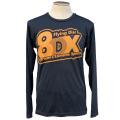 8DX ロングスリーブ Tシャツ