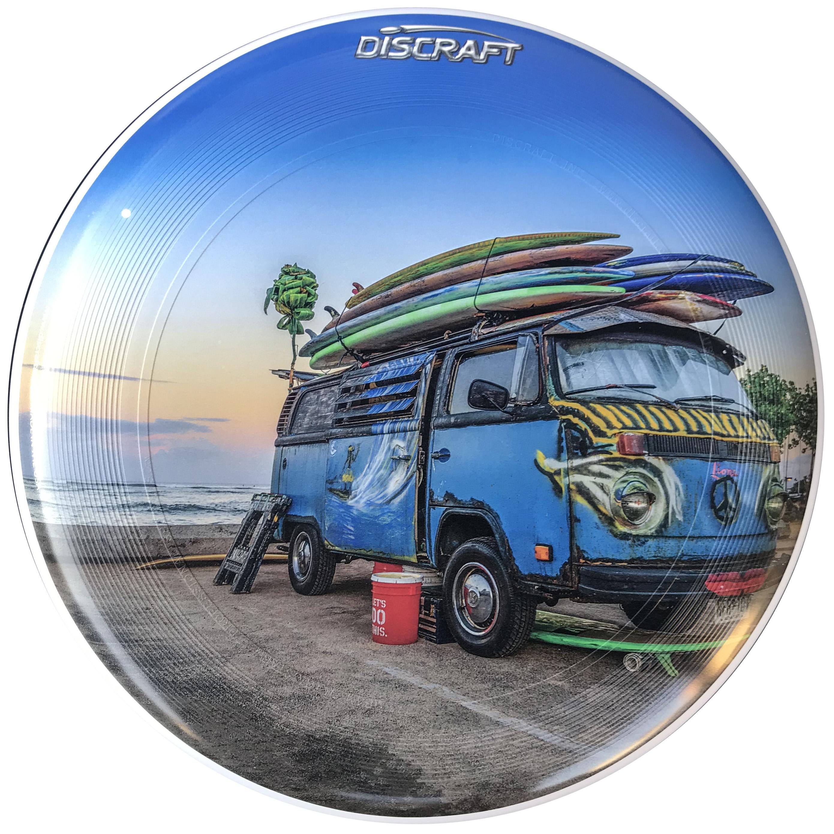 USフルカラープリントウルトラスター  693 surf & wagon