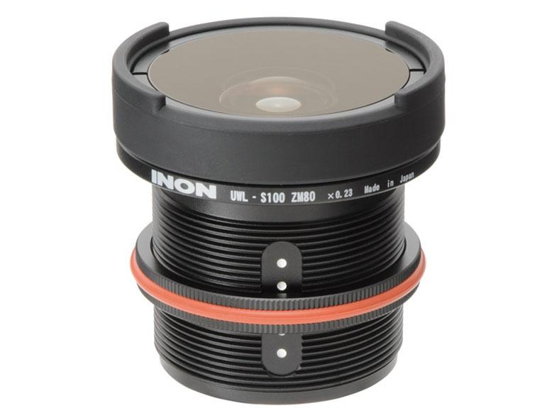 INON(イノン) ワイドコンバージョンレンズ UWL-S100 ZM80
