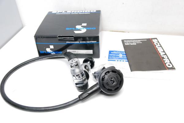 新品・未使用 SCUBAPRO(スキューバプロ) MK25 S550モデル レギュレター [RYS28854]