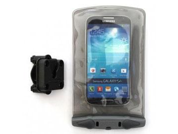 Aquapac 自転車用マウント携帯電話ケース(スモール)(アクアパック 防水ケース) [350]
