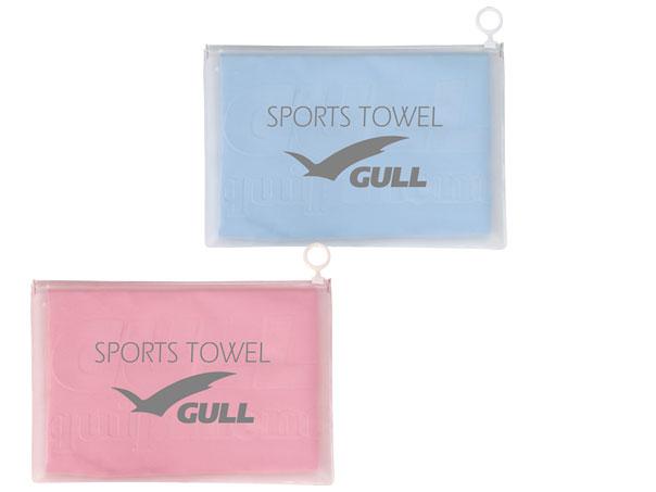 GULL ガル スポーツタオル MLサイズ [GA-5072] 60×120cm