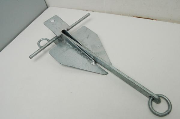 ダンフォース型 1.5kg ダイバー用アンカー