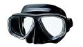 TUSA M7500QB Splendive II (ツサ スプレンダイブ)マスク ブラックシリコン