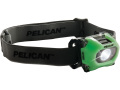 PELICAN(ペリカン)ライト 2750 ヘッドランプ 蓄光 [027500-0102-247] LEDライト 懐中電灯