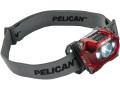 PELICAN(ペリカン)ライト 2760 ヘッドランプ RED [レッド] [027600-0102-170] LEDライト 懐中電灯